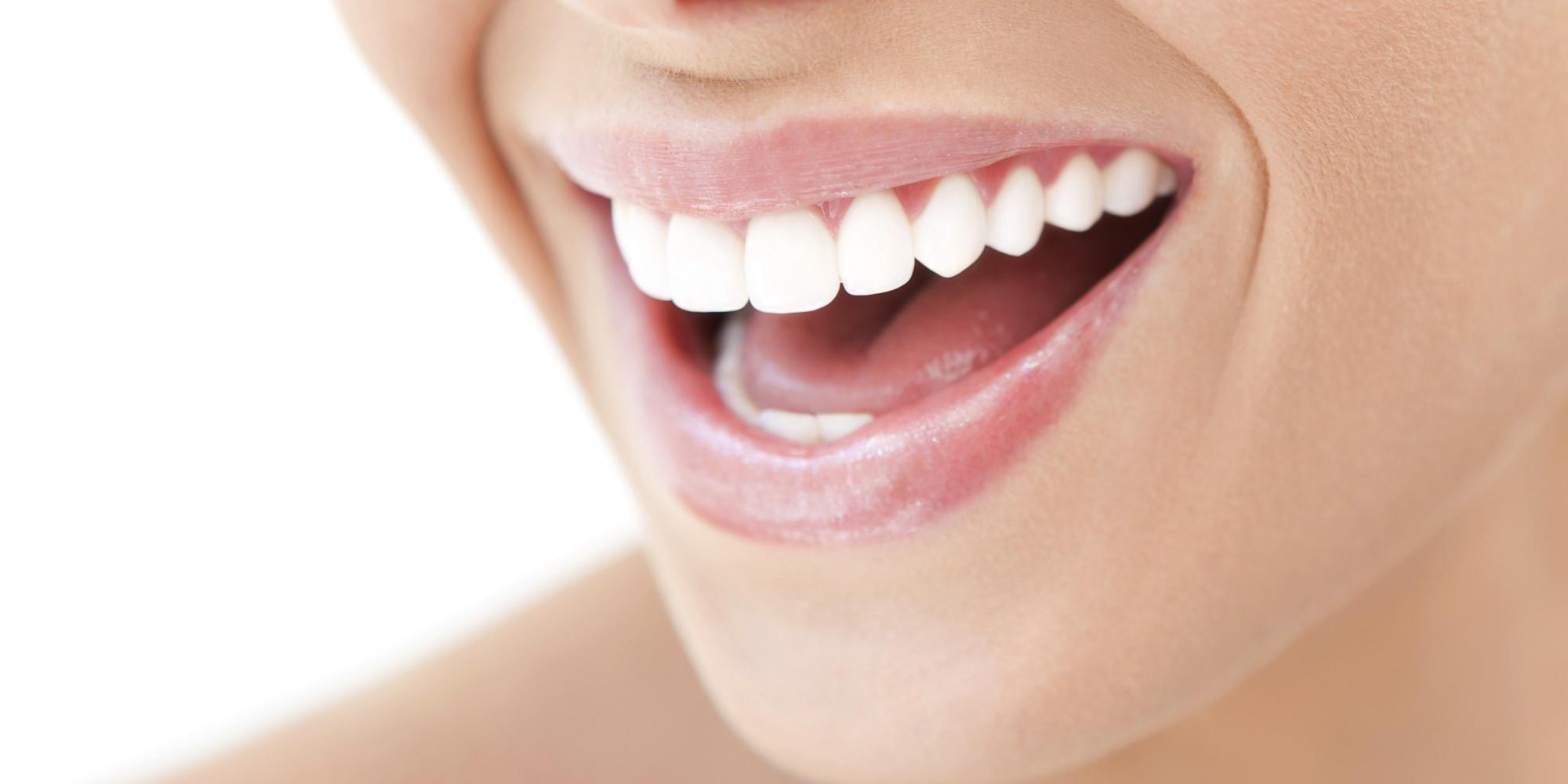 Grávida com sangramento nos dentes