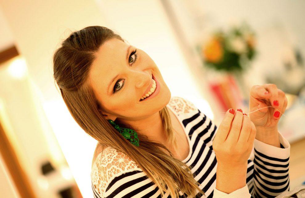 Odontologia Estética: a Blogueira Dani Garlet conta como foi seu tratamento na Odontoquality