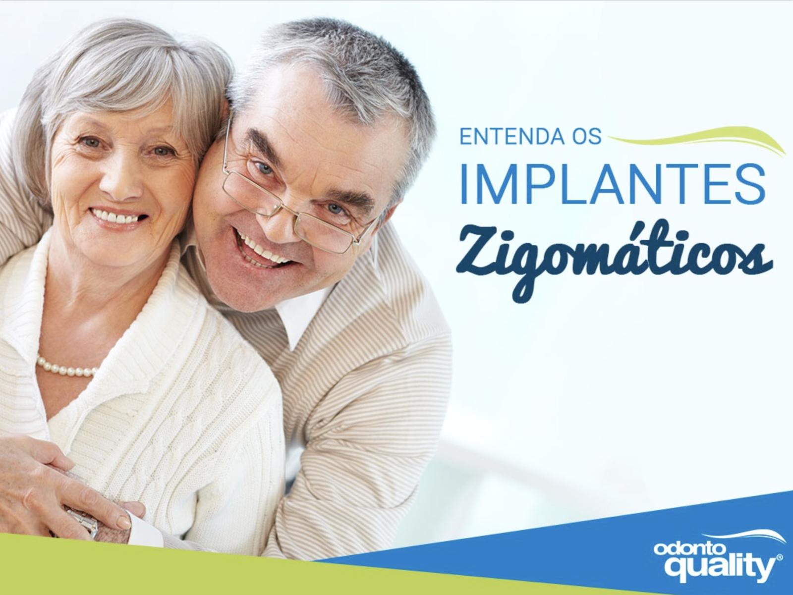Descubra os Implantes Zigomáticos