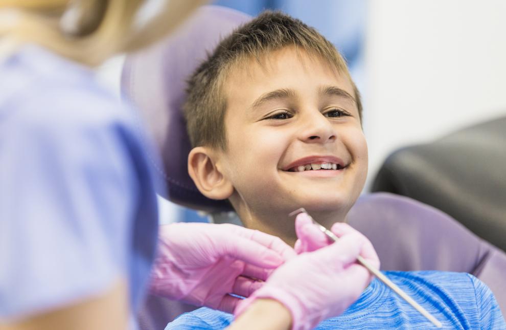 Crianças com medo de dentista: como ajudá-las a superar esse desafio?